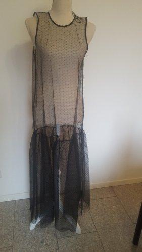 Zara Maxi-jurk zwart