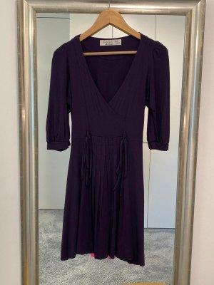ZARA Kleid - Größe M - Farbe lila/aubergine