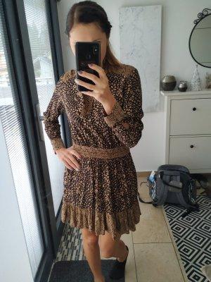 Zara Kleid Größe XS, Animalprint