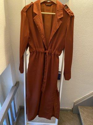 Zara Kleid Hemdkleid trench