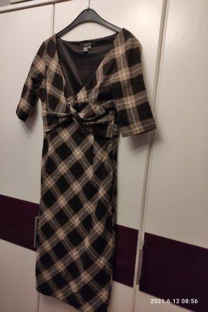 Zara Kleid Herbst Rockabilly Style Bleistiftkleid 36