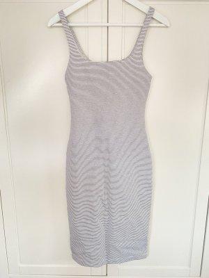 Zara Kleid in schwarz weiß