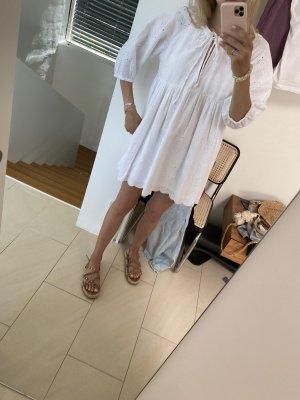 Zara Kleid in weiss NEU