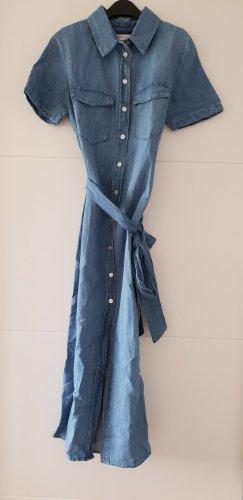 Zara Kleid Jeanskleid 90's collection Gr XS
