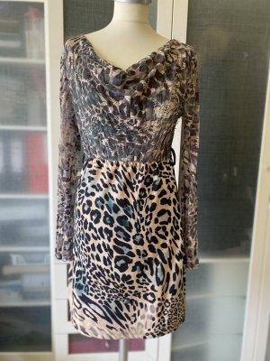Zara Kleid Leo Print Gr S top
