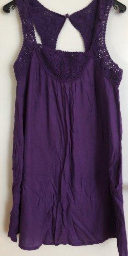 Zara Robe d'été violet