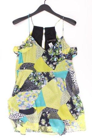 Zara Kleid mehrfarbig Größe L