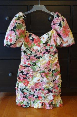 Zara Kleid mini Floral M 38 40