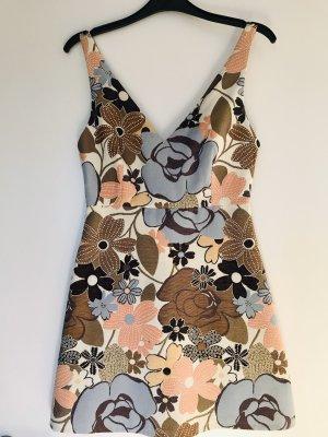 Zara Kleid mit Blumen Print