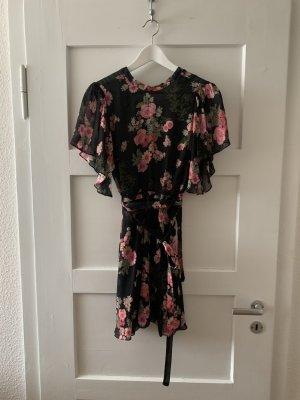Zara Kleid mit Blumenmuster, Größe 34, ungetragen