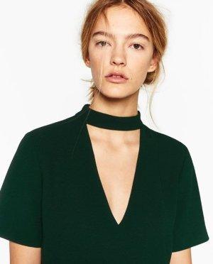 Zara Kleid mit Choker