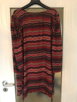 Zara Kleid mit Franzen Größe L
