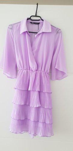 Zara Kleid mit Gürtel Gr M