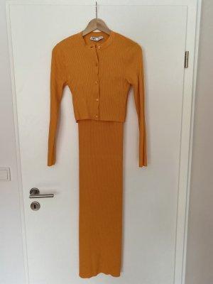 Zara Tubino arancione chiaro