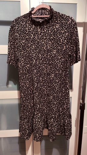 Zara Kleid mit Ozelot Muster
