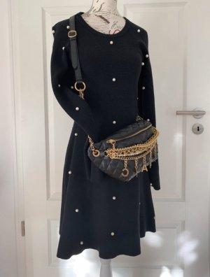 Zara Kleid mit Perlen