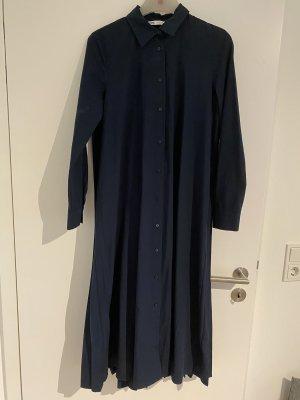 Zara Kleid mit plissiertem Rücken