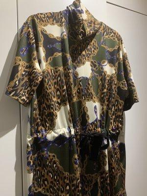 Zara Kleid mit Print in Gr L