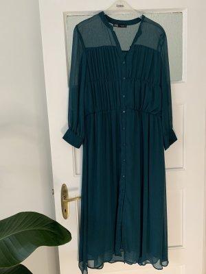 Zara Kleid mit Schlitz vorne
