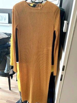 Zara Kleid mit Schulter Pads S NEU