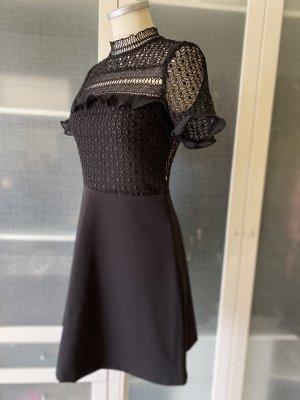 Zara Kleid mit Spitze Gr S top