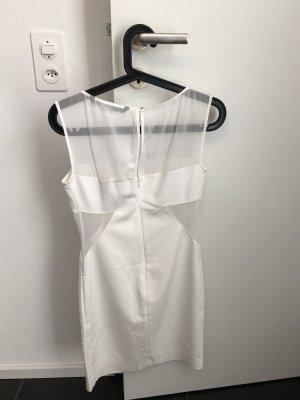 ZARA Kleid mit transparenten Details