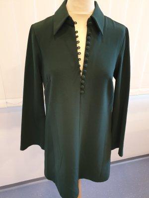 Zara Kleid mit Trompetenärmeln
