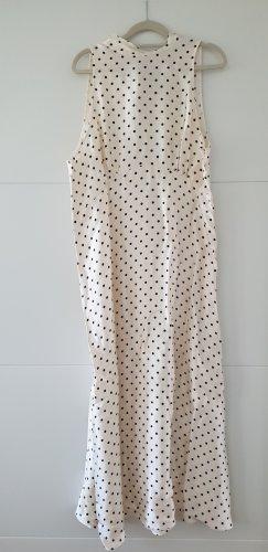 Zara Kleid mit Tupfenmuster GR XL