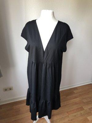 Zara Kleid mit Volants