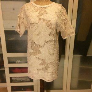 ZARA Kleid Netz Gr. 38 top