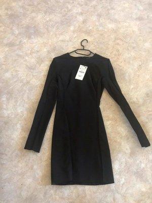 Zara Longsleeve Dress black