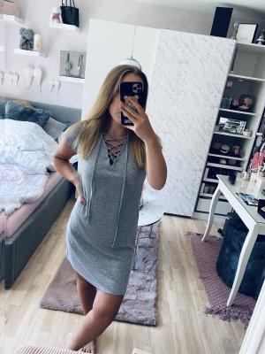 Zara Beach Dress light grey