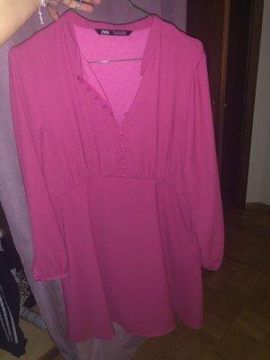 ZARA Kleid Pink Gr.  L