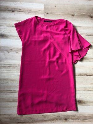 Zara Kleid Pink Gr S