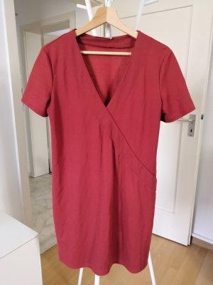 Zara Kleid Rot