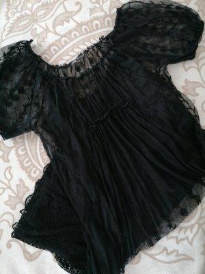 Zara Kleid schwarz m