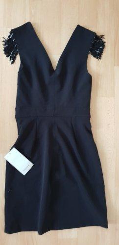 Zara Kleid Schwarz minikleid boohoo Dress