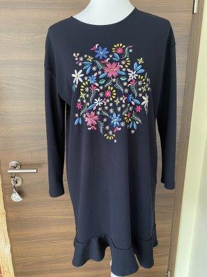 Zara Kleid schwarz Sticketei Gr S