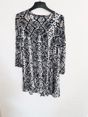 Zara Kleid Snake Print
