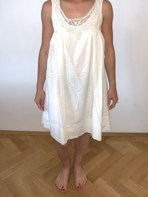 Zara Kleid Sommer weiß Größe XS