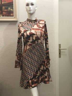 Zara Kleid Sommerkleid 34 XS