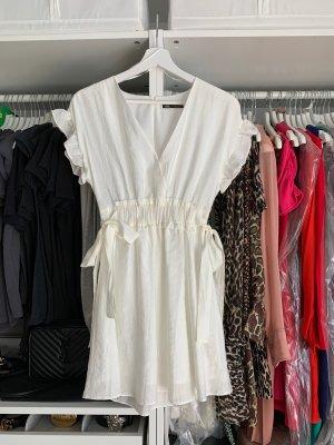 ZARA - Kleid, Sommerkleid, weiß Gr. XS - NEUwertig