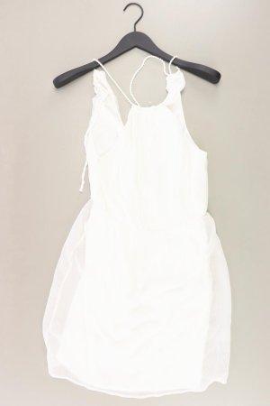 Zara Kleid weiß Größe XS