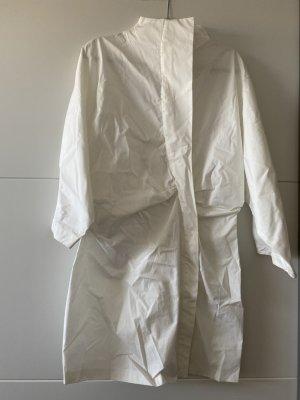 Zara Mini Abito bianco-bianco sporco