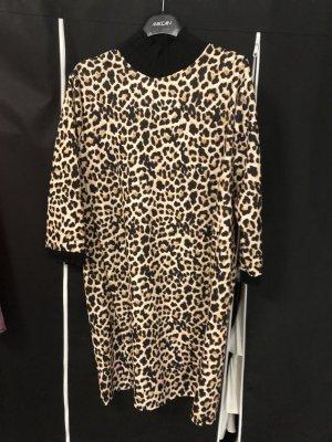 B/W Zara Collection Sukienka koszulowa piaskowy brąz