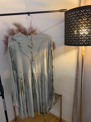 Zara Sukienka o kroju litery A Wielokolorowy