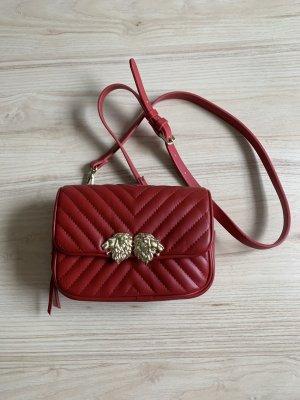 Zara kleine rote Tasche
