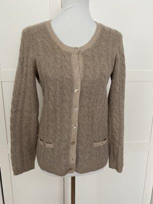Zara Knit 100% Cashmere Cardigan Gr M