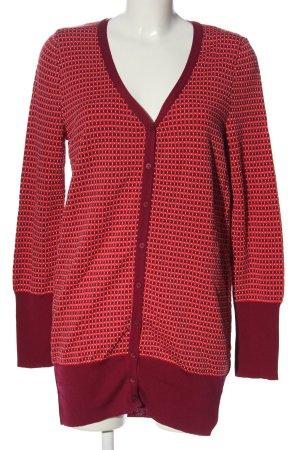 Zara Knit Cardigan Allover-Druck Casual-Look