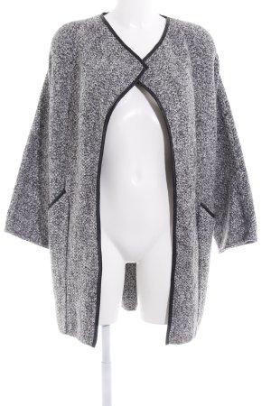 Zara Knit Cardigan grau schlichter Stil